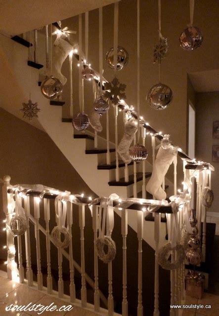 christmas decorations banister welcome to memespp com