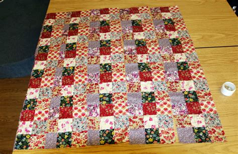Patchwork Org - patchwork quilting 187 leeswood