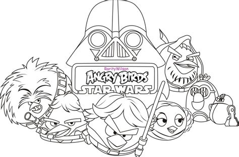 angry birds star wars coloring pages luke star wars coloring pages free printable star wars