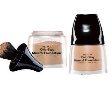 Foundation Dari Revlon Foundation Mineral Berkhasiat Dari Revlon