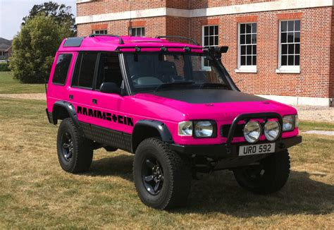 land rover pink image result for land rover discovery 2 off road