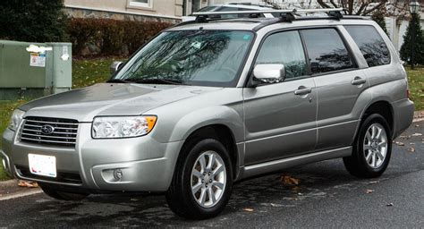 subaru forester 2007 review 2007 subaru forester pictures cargurus