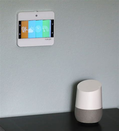 google assistant support comes to ecobee smart home products nubryte announces its voice controlled smart home with