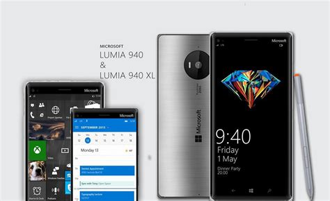 Microsoft 940 Xl lumia 940 and lumia 940xl launching in the microsoft s october 19 event times news uk