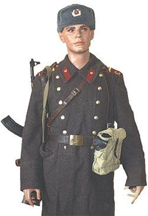 Bag Army 051 russian post wwii army seargent fw13 a wounded
