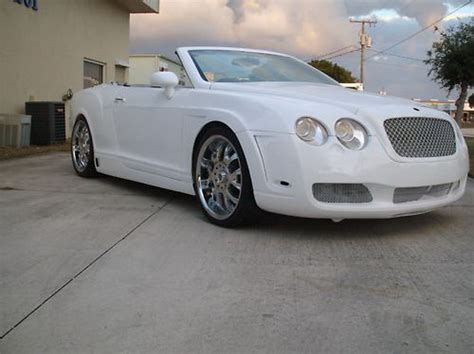 chrysler bentley bentley replica based off chrysler sebring car tuning