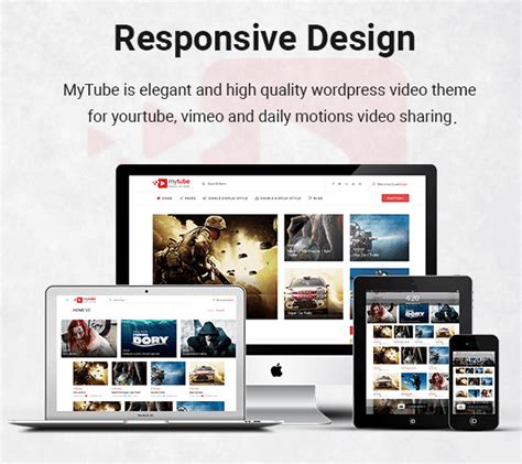 responsive layout youtube embed mytube best youtube style video sharing responsive