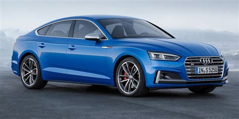 a tale of two audi a5 sportbacks can you spot the
