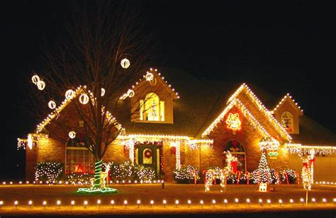 christmas light safety tips for the home