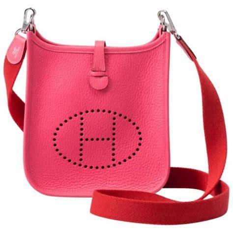 Hermes Mini V new hermes azalee mini evelyne clemence bag for sale