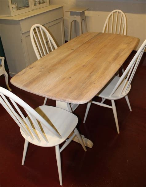 Ercol Dining Table And Chairs 25 B 228 Sta Ercol Dining Chairs Id 233 Erna P 229 B 228 Nk