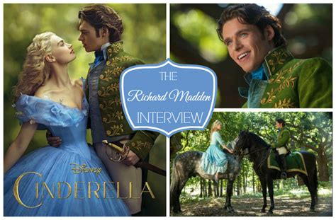 The Little Store Of Home Decor Exclusive Richard Madden Cinderella Interview