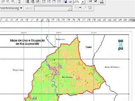 layout de mapa no arcgis videoaula arcgis 9 3 layout de mapas elementos