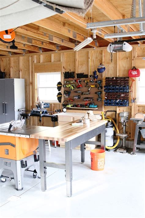 how to organize a garage workshop top 8 tips on how to organize your garage or shop my