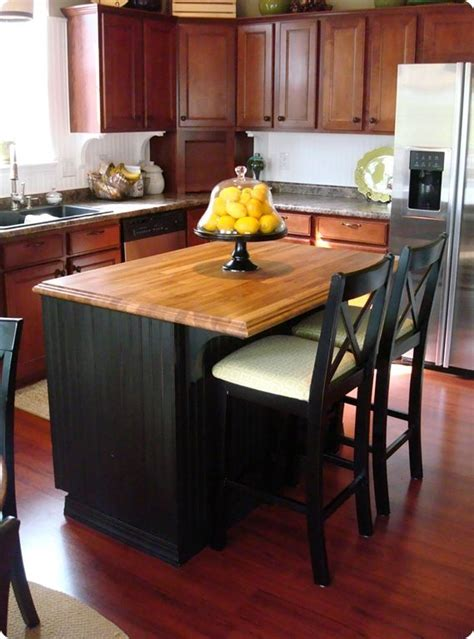 diy kitchen island granite top diy butcher block kitchen butcher block island plans woodworking projects plans