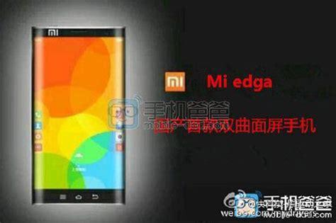 Hp Xiaomi Mi Edge xiaomi mi edge leaked to take on samsung galaxy s6 edge