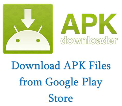 apk from play apk downloader apk files from play store technokarak
