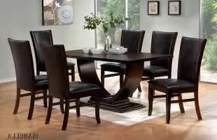 black modern dining room sets black dining room sets all nite graphics