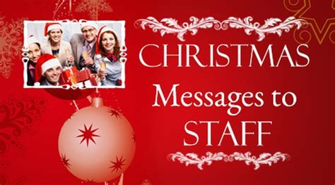 christmas messages  staff christmas wishes  employees