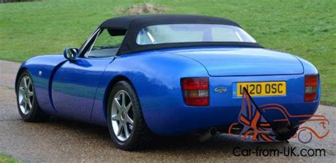 Tvr Roadster 1995 Tvr Griffith 400 Roadster