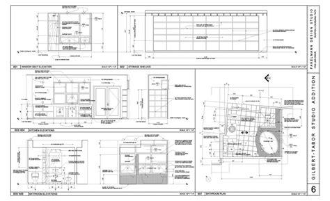 interior elevations bathroom plan workingdesign