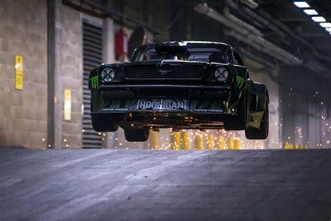 hoonigan mustang engine hoonigan racing