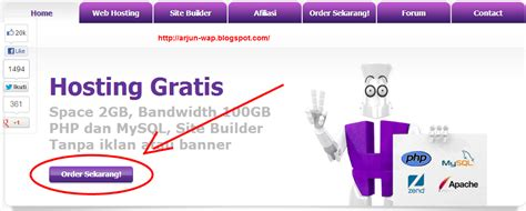 Membuat Website Org Gratis | cara membuat website gratis tk cara membuat website blog
