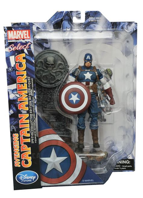 exclusive avenging captain america black panther and winter soldier coming to marvel shop and