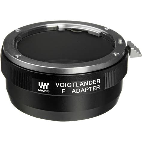 Voigtlander Nikon voigtlander nikon f lens to micro four thirds mount bd217a b h