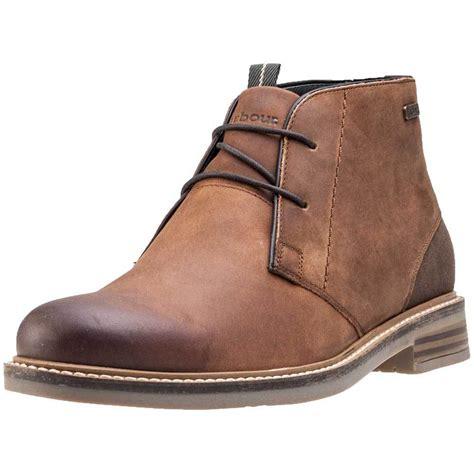 barbour readhead mens chukka boots new shoes ebay