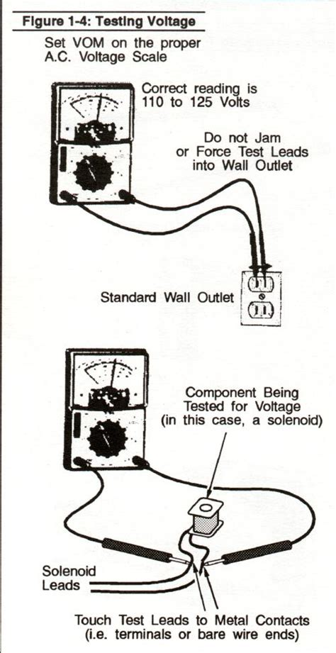 testing low voltage wires how to test low voltage lights ehow