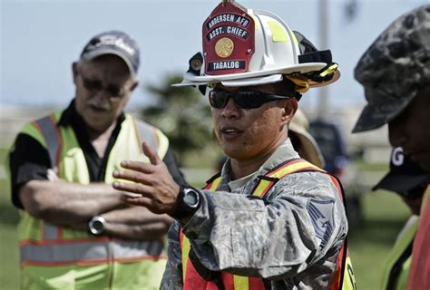 incident command top exercises master sgt francis tagalog 36th civil engineer squadron
