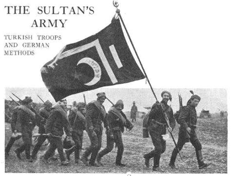 why did the ottoman empire join world war 1 turkish troops german methods germany s aim was clear