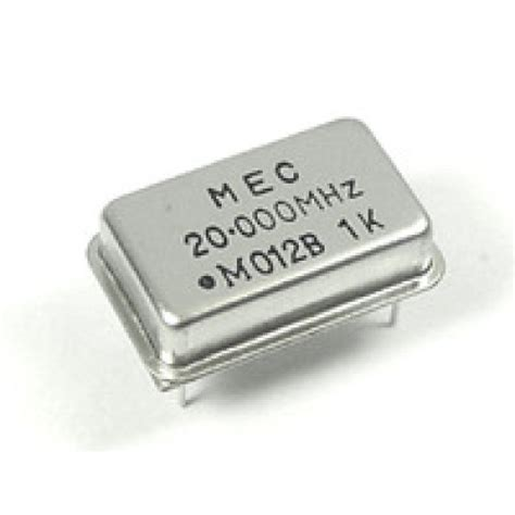 Xtal Crystall 8 Mhz oscillator 20 00 mhz
