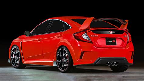Civic Si Type R by 2014 Honda Civic Si Type R Autos Post