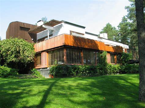 Images Of Model Homes Interiors villa mairea by alvar aalto 002 ideasgn