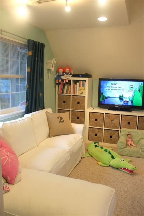 playroom couch attic works gender neutral nursery and playroom