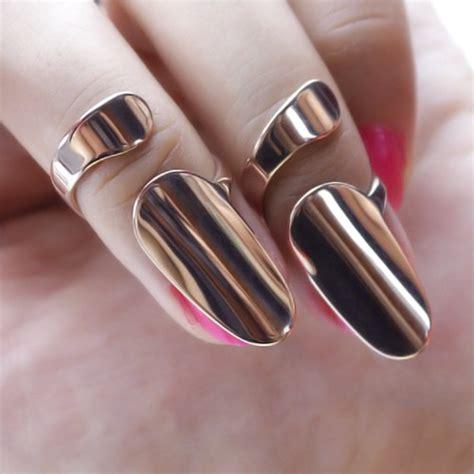 Gold Ring Titanium Steel Fashion Simple Black fashion simple gold plated titanium steel opening