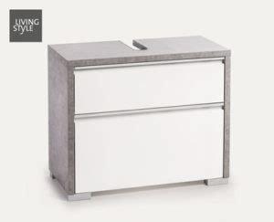 Badezimmer Unterschrank Hofer by Living Style Waschbecken Unterschrank Bei Hofer Ab 4 1