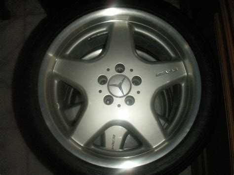 Tire Rack Rims For Sale by For Sale Amg Sl 55 Amg Rims Slk Style 1 Mbworld Org
