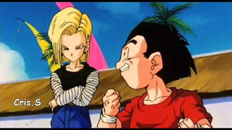 krillin and android 18 krillin android 18 last z