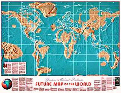 future us map possible maps of the future
