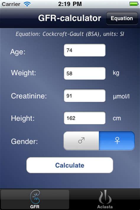 calculator gfr novartis gfr calculator for ios free download and