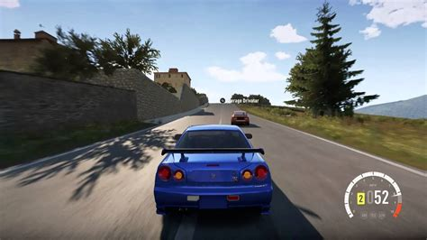 nissan skyline r34 modified forza horizon 2 modified nissan skyline r34 gtr pure