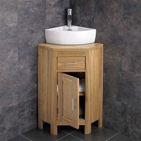 oak corner bathroom cabinet alta solid oak single door vanity cabinet with small