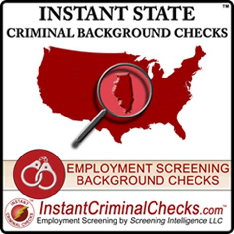 State Criminal Check Statewide Criminal Background Checks And Instant State Background Check