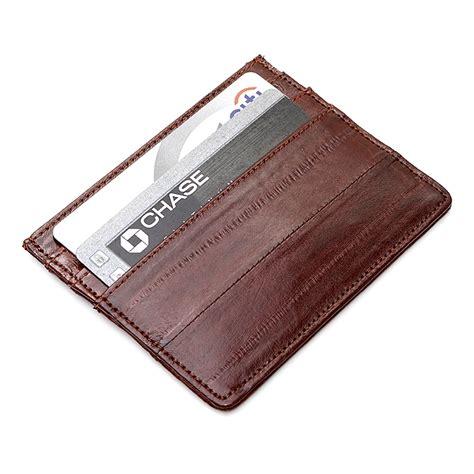 Credit Card Skins by Eel Skin Credit Card Holder Executive Gift Shoppe