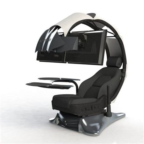 this is the ultimate in ergonomic computer workstations 23 best ideas about computer workstation on pinterest
