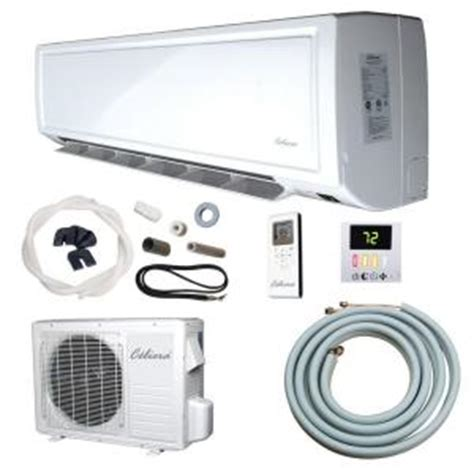 celiera 9 000 btu 3 4 ton ductless mini split air