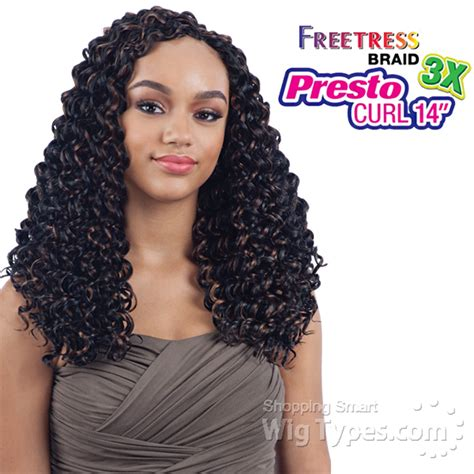 Karet Presto 30 Cm 16 Liter 1 freetress synthetic braid 3x presto curl 14 wigtypes